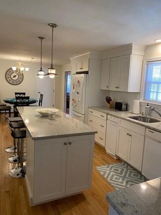 East Dennis Cape Cod vacation rental - Updated kitchen