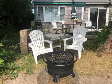 West Yarmouth Cape Cod vacation rental - Watch the ospreys, blue heron and snowy egrets from the deck!