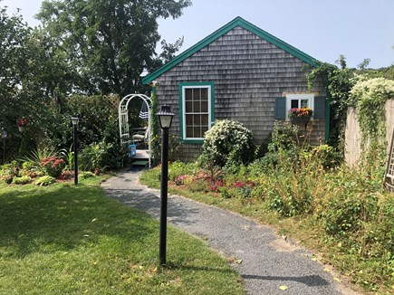 West Yarmouth Cape Cod vacation rental - Tucked away on our property, with total privacy