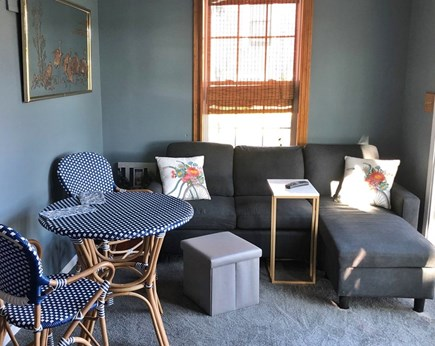 West Yarmouth Cape Cod vacation rental - Very comfortable living area, couch is not a pullout