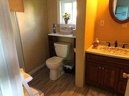 West Yarmouth Cape Cod vacation rental - Full shower, no tub...