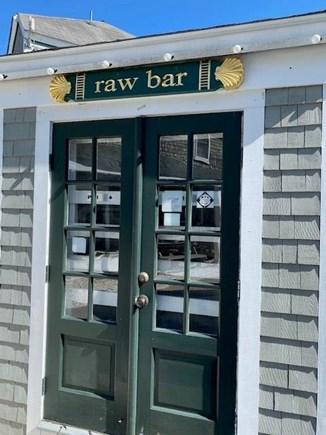 Mashpee Cape Cod vacation rental - Popular Raw Bar at Popponesset Marketplace