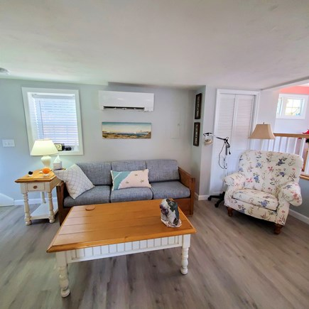 West Dennis Cape Cod vacation rental - Comfortable living area