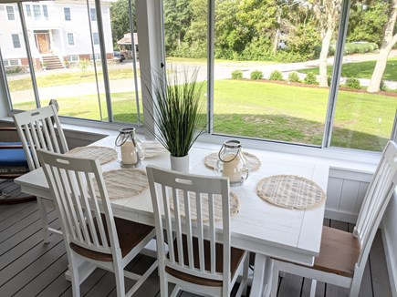 Dennis - Bayview Beach  Cape Cod vacation rental - Enjoy your favorite takeout or homemade meal