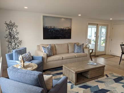 Dennis - Bayview Beach  Cape Cod vacation rental - Cozy family room to play your favorite board games