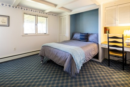 Chatham Cape Cod vacation rental - Lower level bedroom, full bed