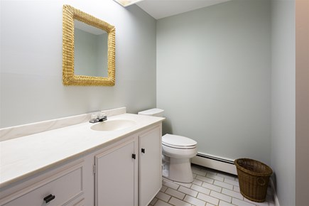Chatham Cape Cod vacation rental - Lower level bathroom