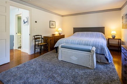 Chatham Cape Cod vacation rental - Master bedroom, king bed