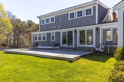 Chatham Cape Cod vacation rental - Exterior rear
