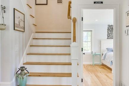 Dennis Cape Cod vacation rental - Stairway