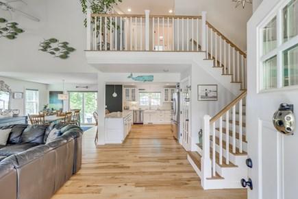 Dennis Cape Cod vacation rental - Open Concept Living Area