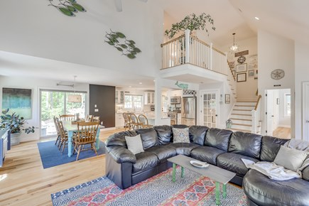 Dennis Cape Cod vacation rental - Spacious and bright Living Room