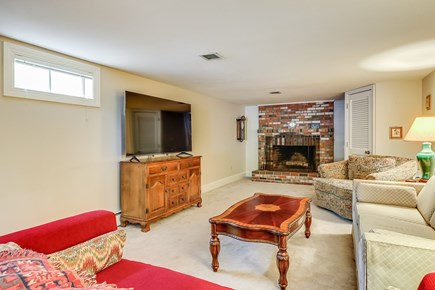 Harwich Cape Cod vacation rental - Finished Lower Level