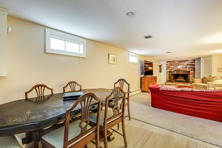 Harwich Cape Cod vacation rental - Lower Level
