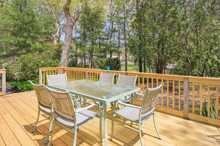 Harwich Cape Cod vacation rental - Lovely Deck