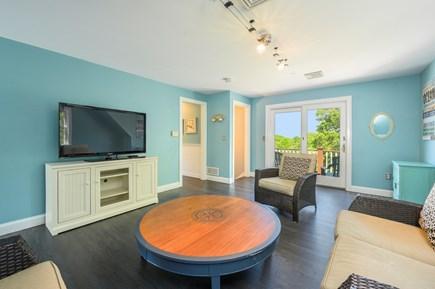 Barnstable Cape Cod vacation rental - Family room