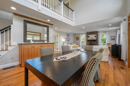 Barnstable Cape Cod vacation rental - Dining area