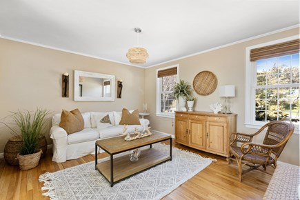 West Barnstable Cape Cod vacation rental - Cosey sitting room off of living room