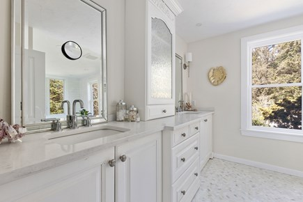 West Barnstable Cape Cod vacation rental - Spa master bathroom