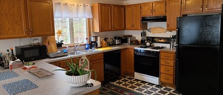 Truro Cape Cod vacation rental - Kitchen, fully equipped for your cooking and entertaining needs