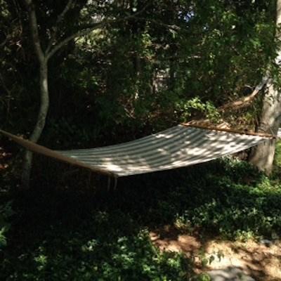 Falmouth Cape Cod vacation rental - Shady hammock