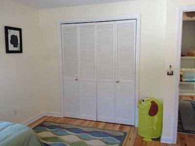 Falmouth Cape Cod vacation rental - Bedroom #2 closet