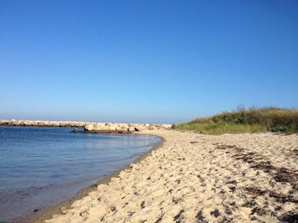 Falmouth Cape Cod vacation rental - Beach at Green Pond Marina