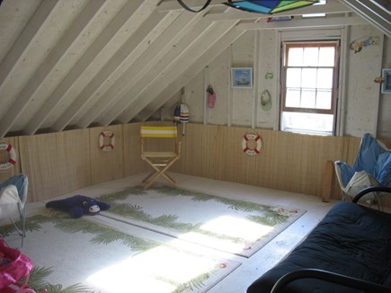 Falmouth Cape Cod vacation rental - Bonus room on second floor - only usable during mild weather
