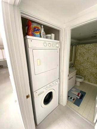 New Seabury Cape Cod vacation rental - Laundry