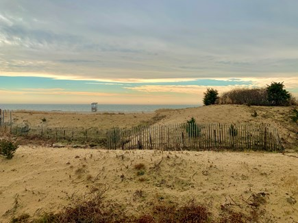 Yarmouth Cape Cod vacation rental - Seagull Beach a perfect spot to start and end your day!