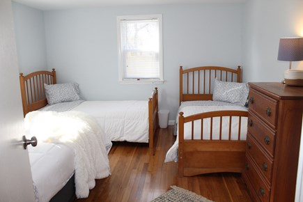 Yarmouth Cape Cod vacation rental - Bedroom #2 - Two twin beds