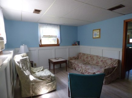 Dennis Cape Cod vacation rental - Living area on Bottom Floor