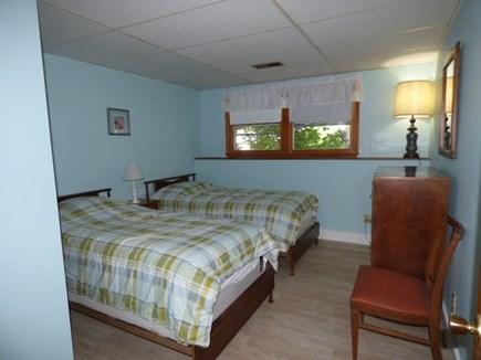 Dennis Cape Cod vacation rental - 2nd bedroom on bottom floor