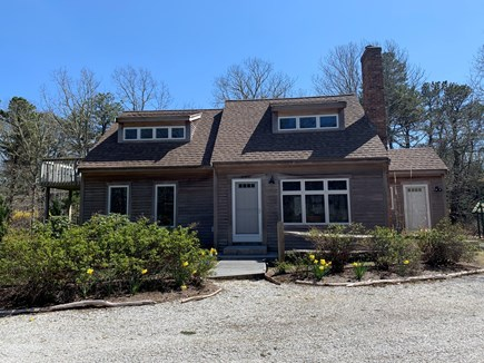 Eastham ocean side Cape Cod vacation rental - Front of home