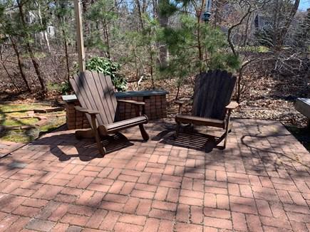 Eastham ocean side Cape Cod vacation rental - Enjoy the patio !