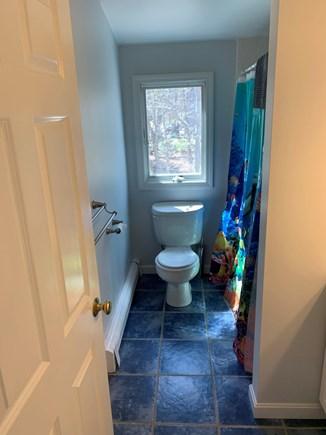 Eastham ocean side Cape Cod vacation rental - 2nd floor bathroom.