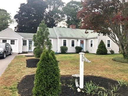 Bourne, Gray Gables Cape Cod vacation rental - Front of Home