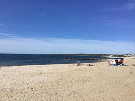 Falmouth Cape Cod vacation rental - Surf Drive Beach is 4/10s of a mile from the house.