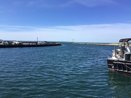 Falmouth Cape Cod vacation rental - Falmouth Harbor (ferry, fishing, Flying Bridge Restaurant) nearby