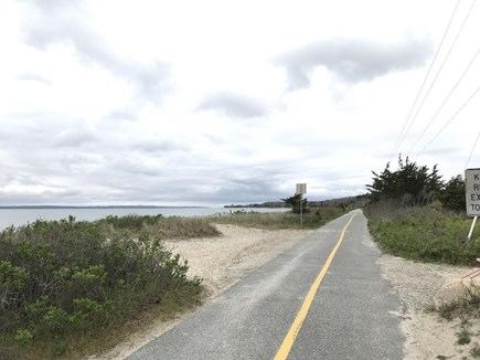 Falmouth Cape Cod vacation rental - The Shining Sea Bikeway is 1.5 miles away