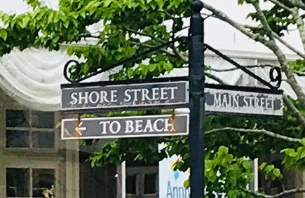 Falmouth Cape Cod vacation rental - Shore Street to Surf Drive and Main