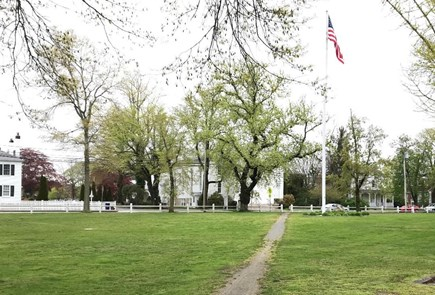 Falmouth Cape Cod vacation rental - Village Green too