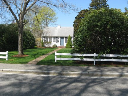Falmouth Cape Cod vacation rental - View from across the street