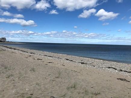Plymouth MA vacation rental - Association beach across the street