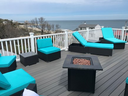 Plymouth MA vacation rental - Roof top deck with panoramic ocean views