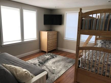 Plymouth MA vacation rental - Bonus room/loft, full futon, twin bunk beds