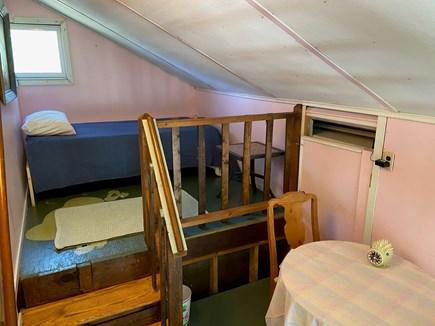 Chatham Cape Cod vacation rental - Twin bed in loft is next door to queen.