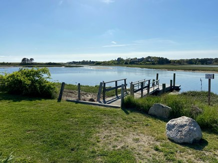 Chatham Cape Cod vacation rental - Nearby dock where you can paddle board, kayak