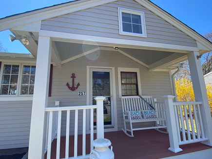 Barnstable, Hyannis Cape Cod vacation rental - Front of House.