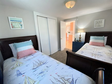 Barnstable, Hyannis Cape Cod vacation rental - Guest room 1, twin beds